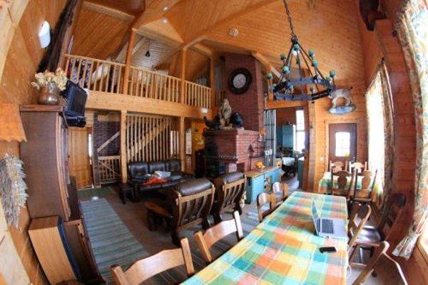 Tahkonhovi Guesthouse - 18
