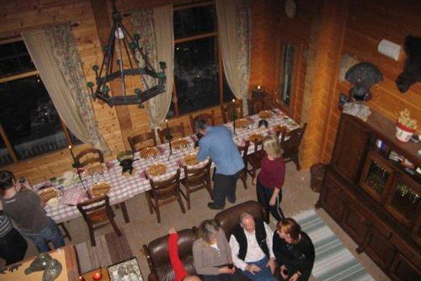Tahkonhovi Guesthouse - 5