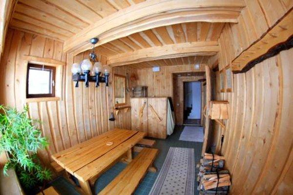 Tahkonhovi Guesthouse - 8