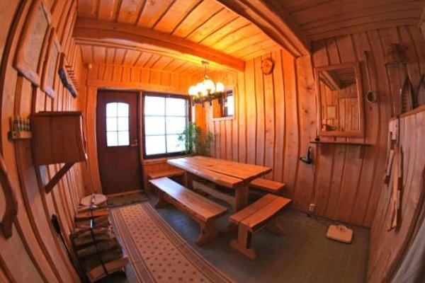 Tahkonhovi Guesthouse - 9