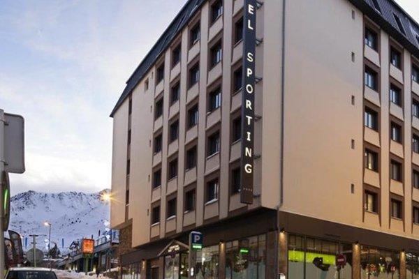 Hotel Sporting - 23