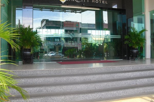 StarCity Hotel - фото 16