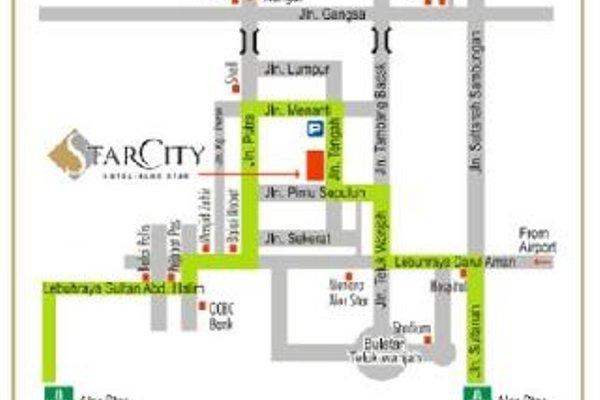 StarCity Hotel - фото 20
