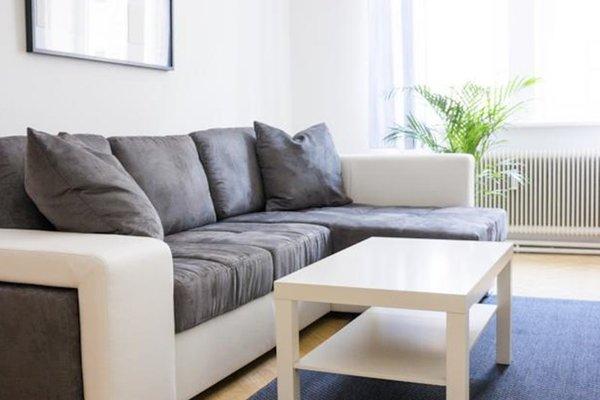 Premium Apartment Brunnenmarkt - фото 19