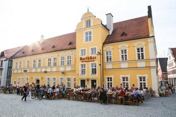 RiKu HOTEL Weissenhorn - фото 23