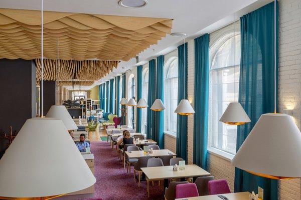 Отель Holiday Inn Ufa - фото 14