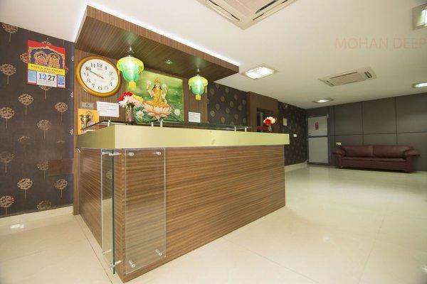NGH Transit Hotel - фото 19