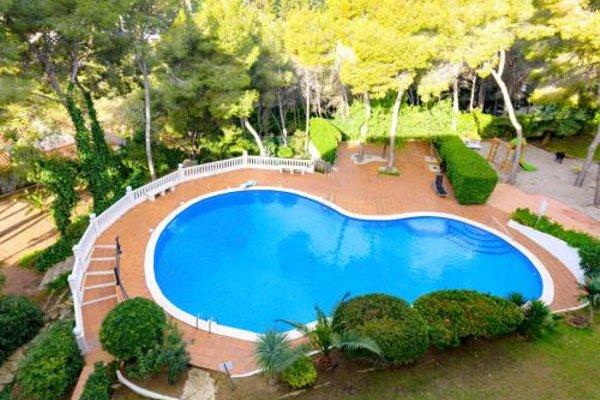 Apartment Urb Vallpineda Apts San Fermin - 13