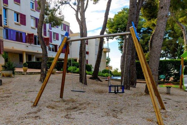 Apartment Urb Vallpineda Apts San Fermin - 12