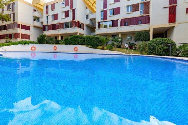 Apartment Urb Vallpineda Apts San Fermin - 5