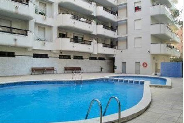Apartment Edificioo Cancun - фото 13