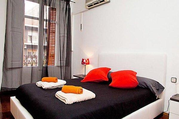 Apartment Eixample Dret Roger de Flor Rossello - фото 12