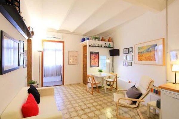 Apartment Eixample Dret Valencia Cartagena - фото 11