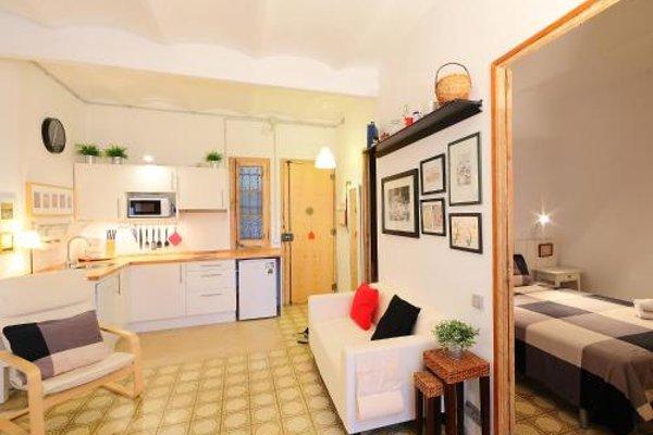 Apartment Eixample Dret Valencia Cartagena - фото 3