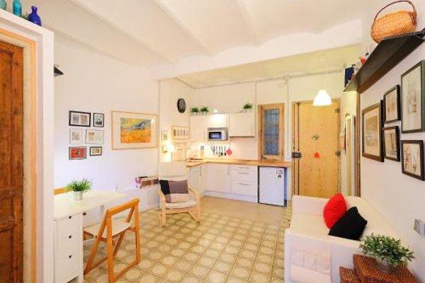 Apartment Eixample Dret Valencia Cartagena - фото 4