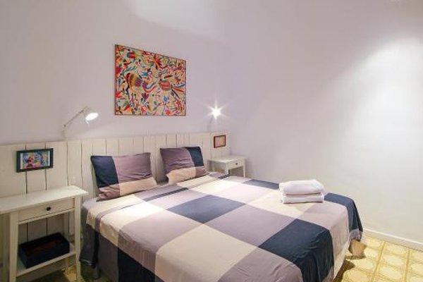 Apartment Eixample Dret Valencia Cartagena - фото 6