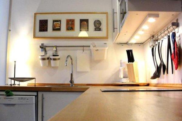 Apartment Eixample Dret Valencia Cartagena - фото 8