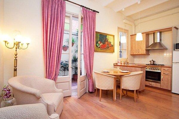 Apartment Gracia Torrijos - фото 3