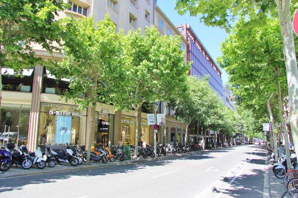 Ona Paseo de Gracia Hostel - фото 17
