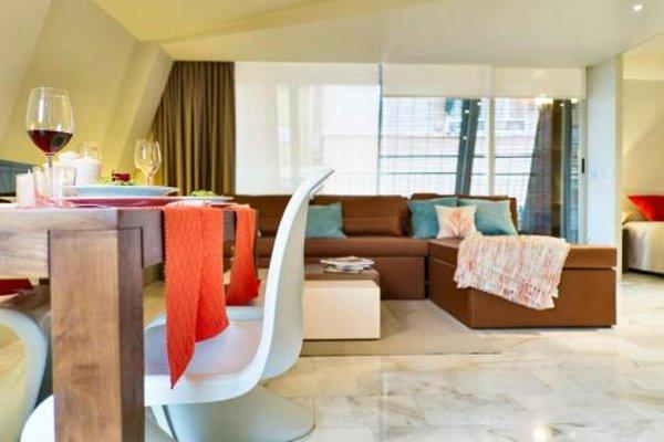 Apartamentos Living Alicante - фото 6