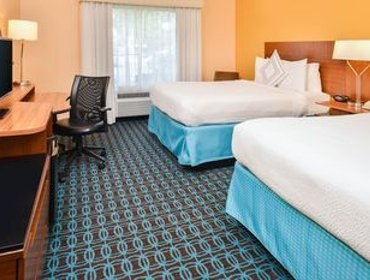 Апартаменты Fairfield Inn & Suites Beaumont
