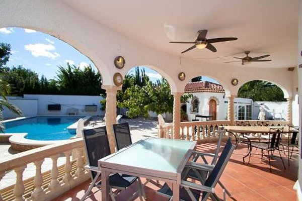 Holiday Home Rustical Mont-Roig 02 - 17