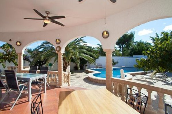 Holiday Home Rustical Mont-Roig 02 - 18