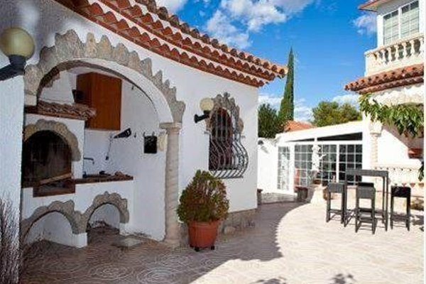 Holiday Home Rustical Mont-Roig 02 - 19