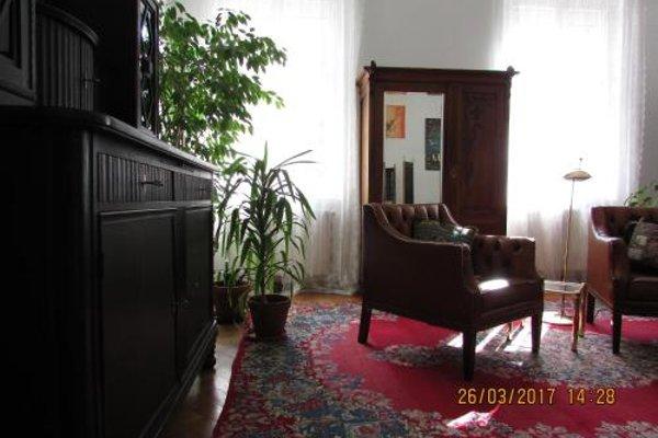 Art Nouveau Apartment - фото 20