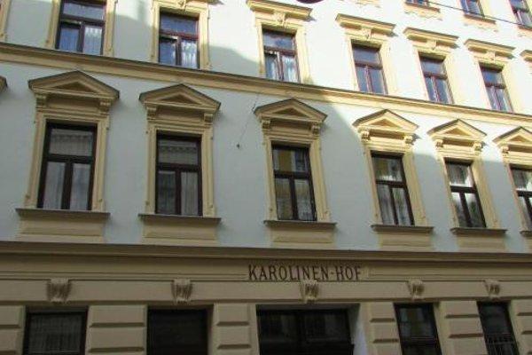Art Nouveau Apartment - фото 21