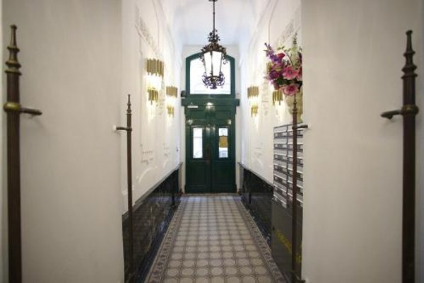 7th HEAVEN Vienna Center Apartments - 18