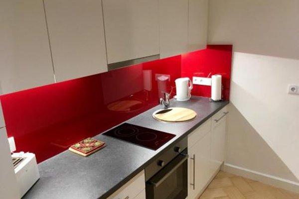 Apartment Philadelphia Vienna - 16