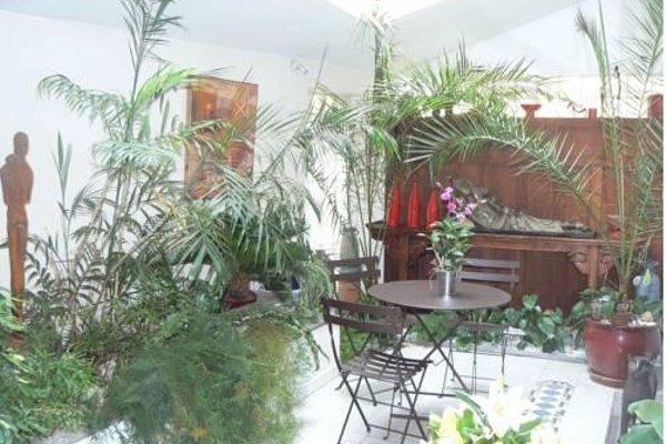 Chambres d'Hotes Le Petit Siam - фото 20