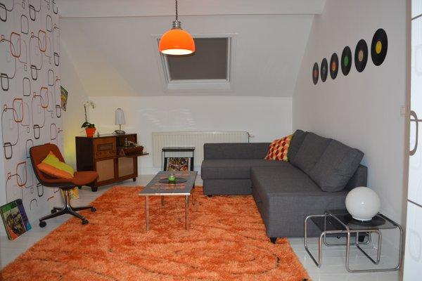 European Vintage Apartment - фото 11