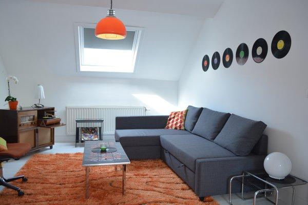 European Vintage Apartment - фото 6