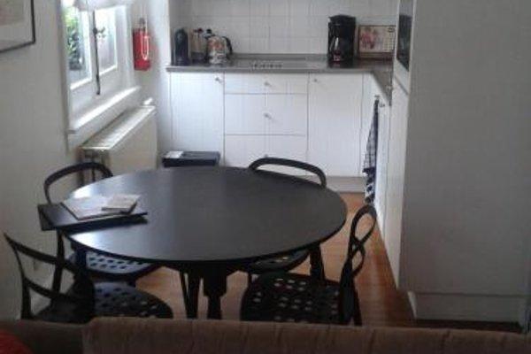 Holiday Home Huis Dujardin - 12