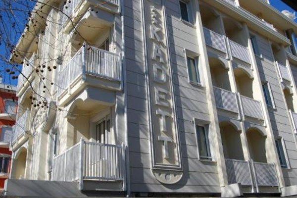 Hotel Kadett - фото 22