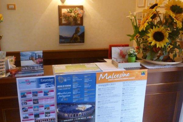 Hotel Villa Nadia - фото 14