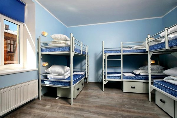Seagulls Garret Hostel - фото 5