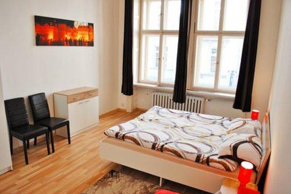 Prague apartments Krakovska 18 - 49
