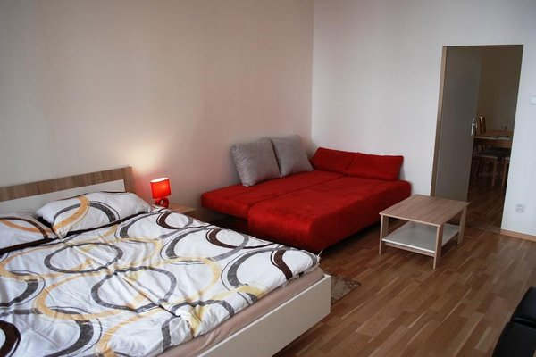 Prague apartments Krakovska 18 - 5