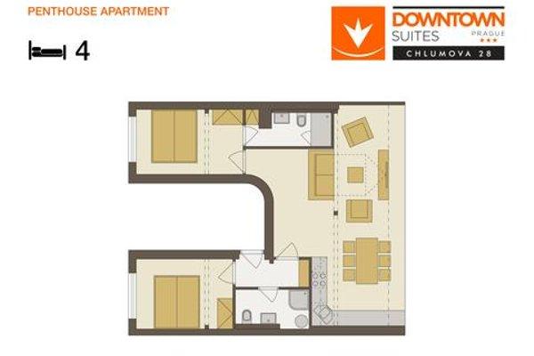Downtown Suites Chlumova - 7