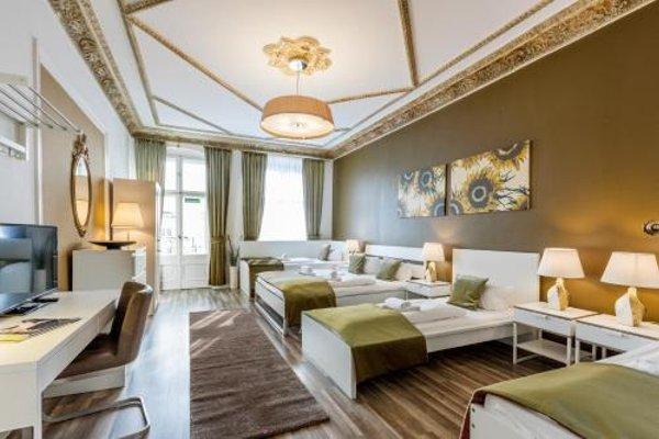Apartment Akazien Residenz - фото 48
