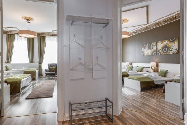 Apartment Akazien Residenz - фото 15