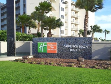 Гестхаус Holiday Inn Club Vacations Galveston Beach Resort