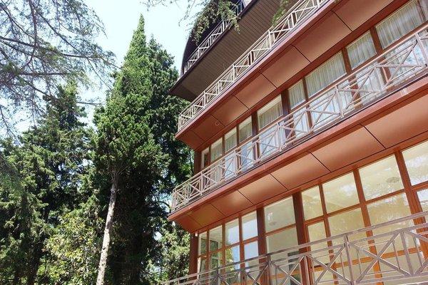 Грин Клаб Отель - фото 13
