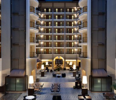 Отель Hyatt Regency Green Bay