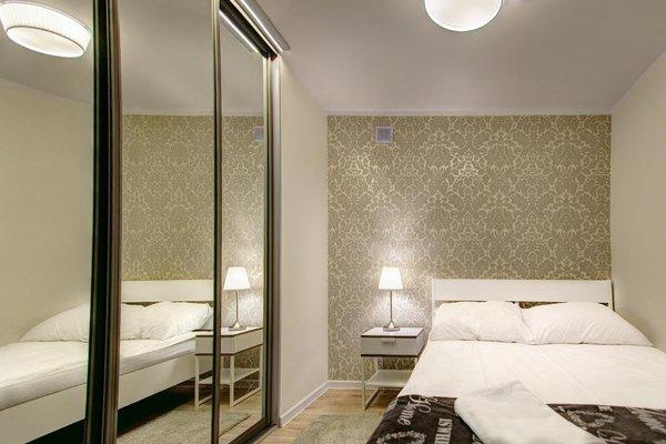 Apartament Centrum - Nowogrodzka 3 - 19