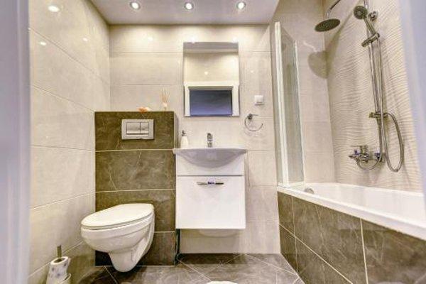 Apartament Centrum - Nowogrodzka 3 - 9