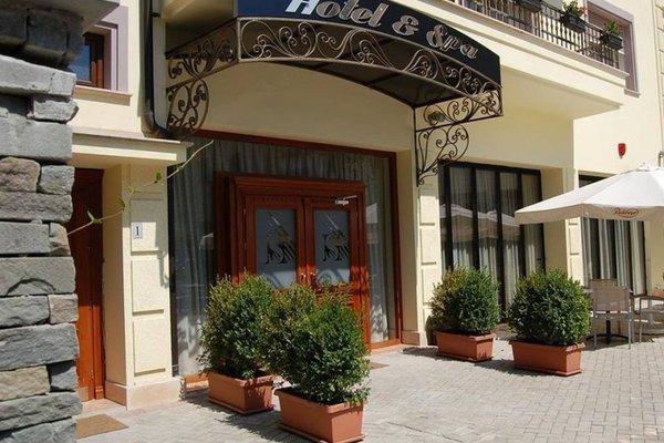 Sar'Otel Hotel & SPA - фото 22